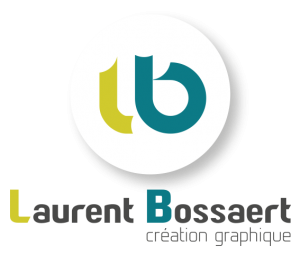 Logo graphisme Laurent Bossaert