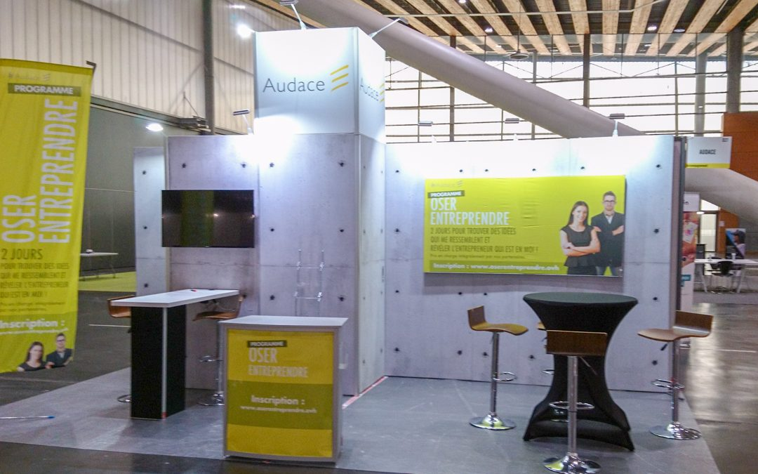 Salon Créer – Business power – Lille 2018