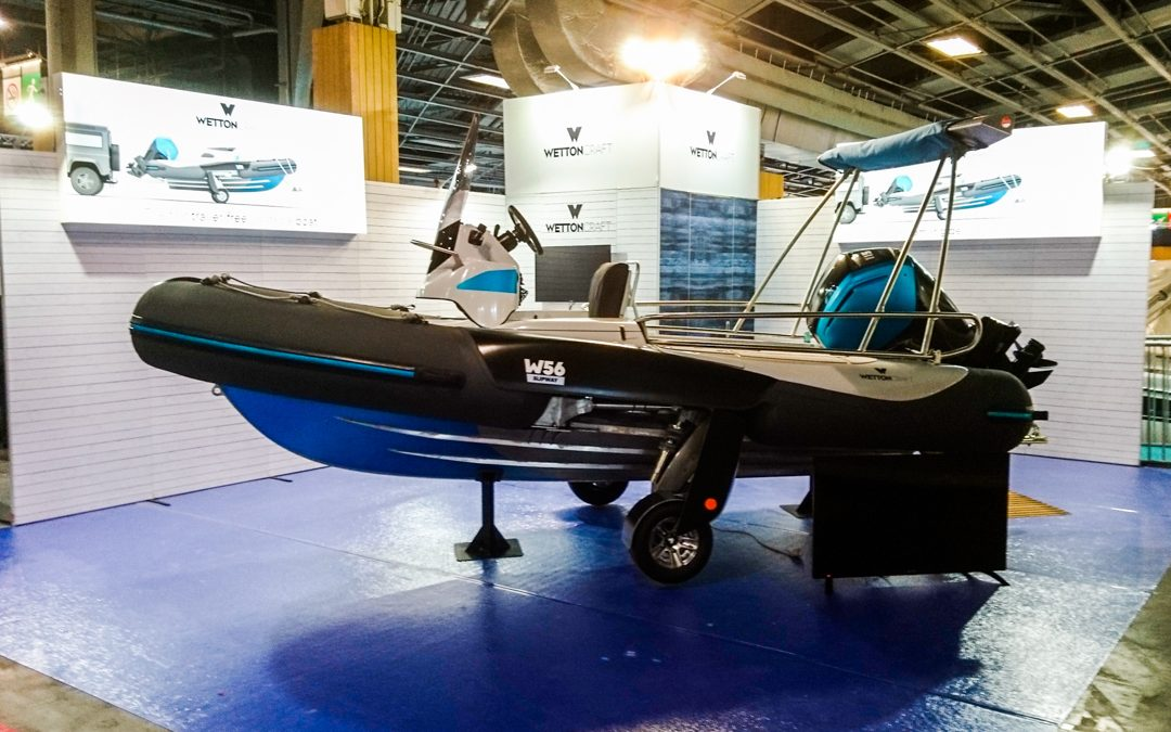 Stand WETTON – Salon NAUTIC 2018
